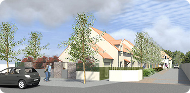 Réalisations de logements en Eure et Loir